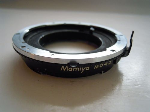 MAMIYA M645 AUTO-EXT RING No1